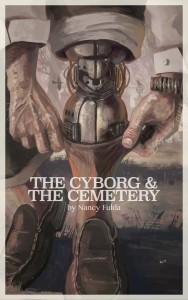 the cyborg and the cemetery cover art